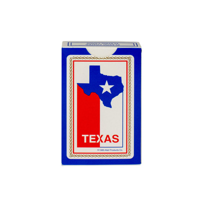 Historical Drawings of Texas Playing Cards