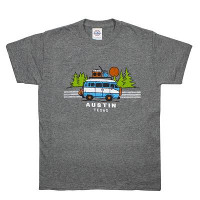 Austin Road Trip Youth T-Shirt