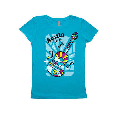 Groovy Guitar Youth T-Shirt