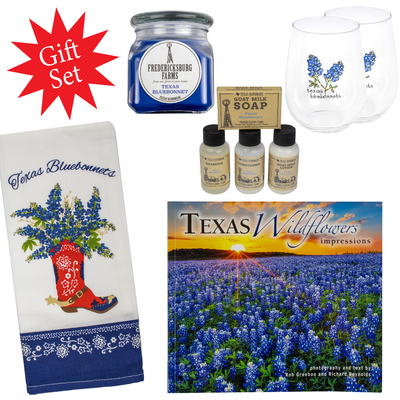 Indoor Bluebonnet Gift Set
