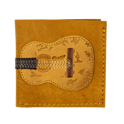 Willie Nelson Trigger Guitar Wallet