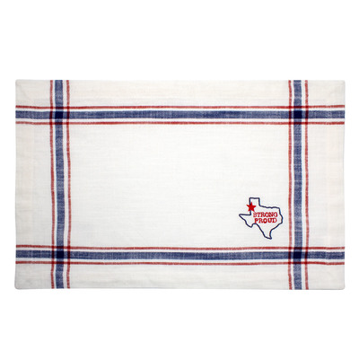 Texas Pride Cotton Placemat