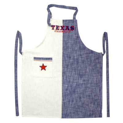 Texas Pride Cotton Apron