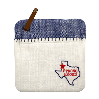 Texas Pride Cotton Pot Holder