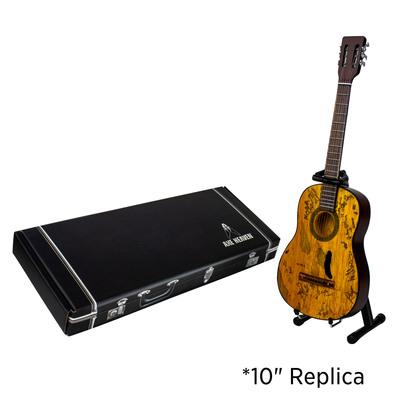 Willie Nelson Trigger Mini Guitar Replica