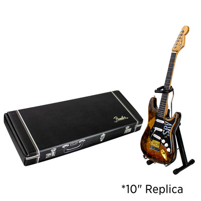 SRV Mini Guitar Replica
