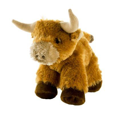 Plush Toro Longhorn