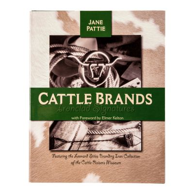 Cattle Brands Ironclad Signatures