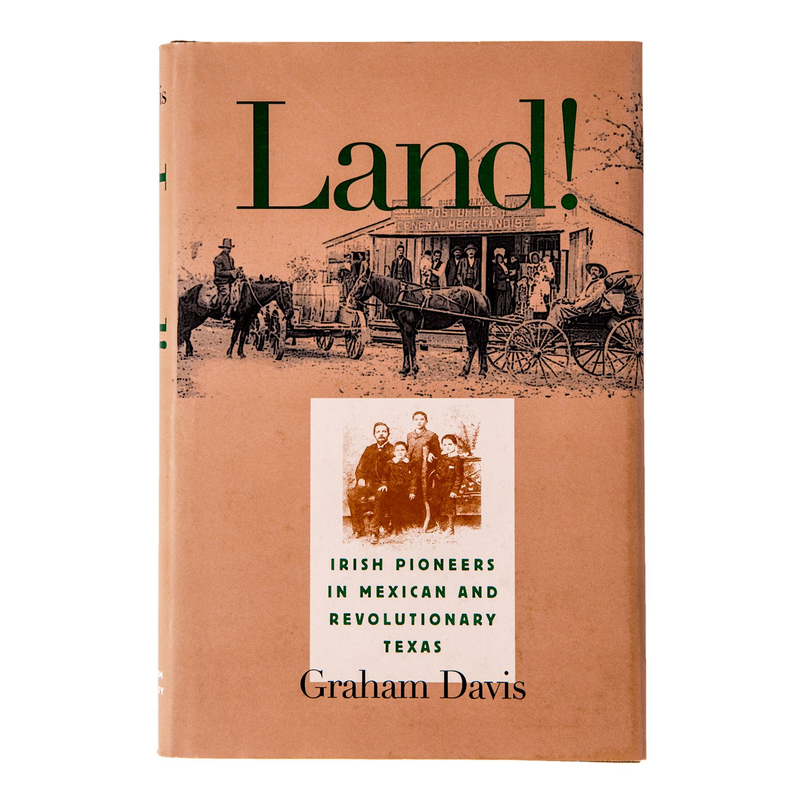 Land! Irish Pioneers