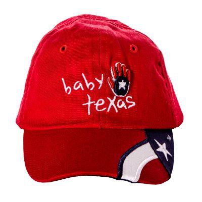 Baby Texas Baseball Cap