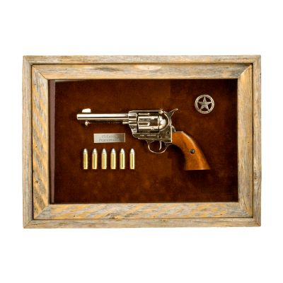 Framed Replica Peacemaker