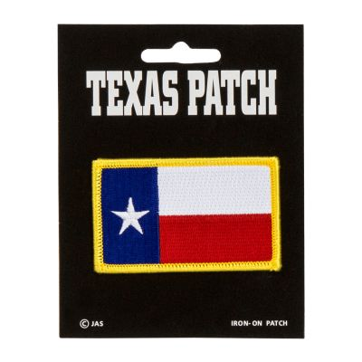 Texas State Flag Patch