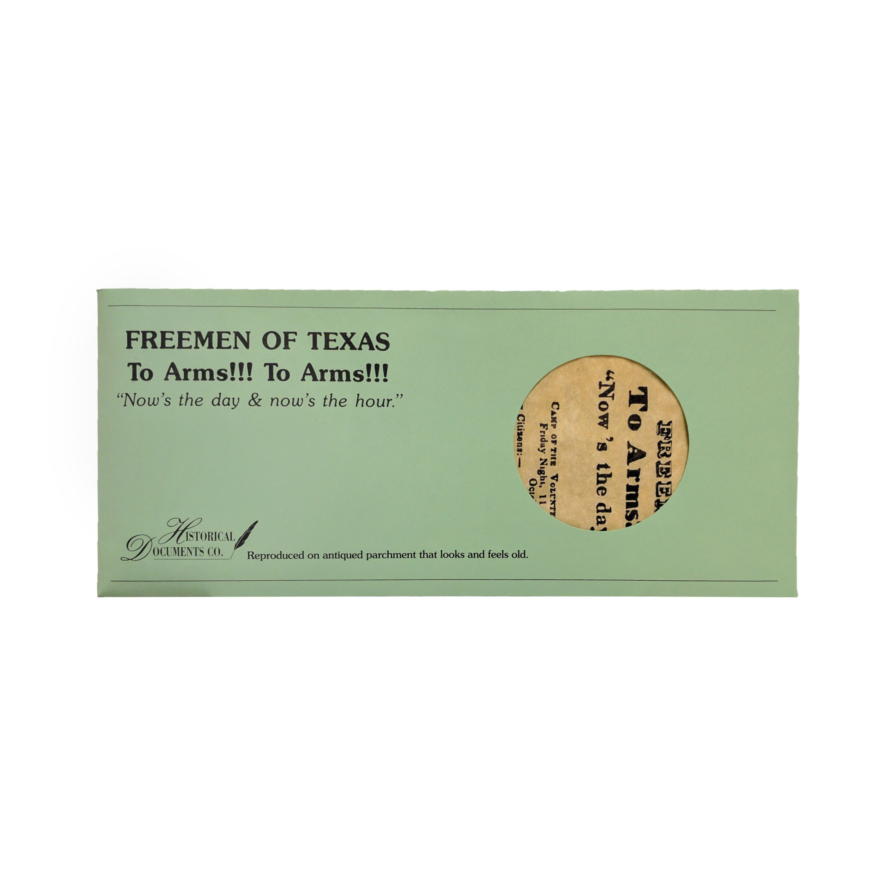 Freemen of Texas To Arms