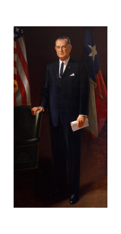 David P. Wilson Lyndon Baines Johnson, 1969