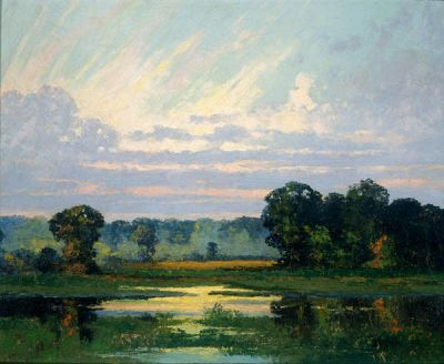 Hale William Bolton Texas Sunset, c. 1920