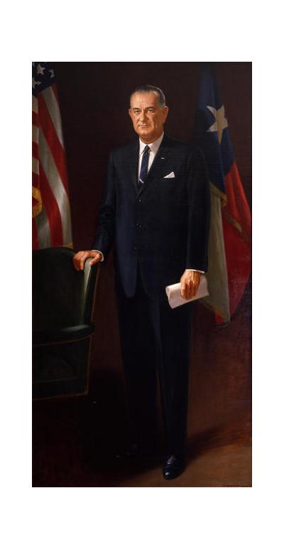 David P. Wilson Lyndon Baines Johnson, 1969