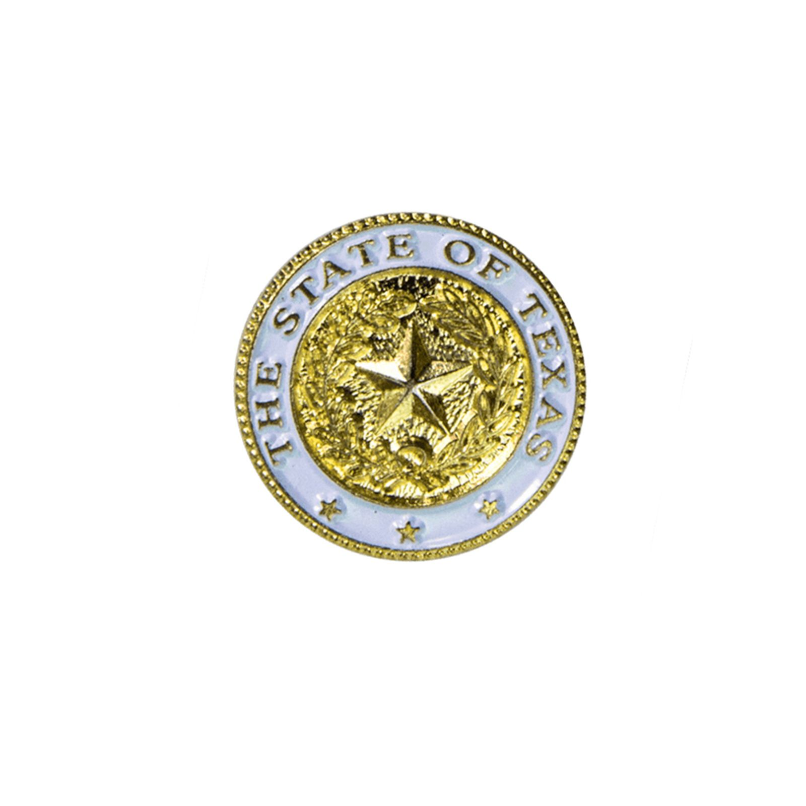 State Seal Lapel Pin - Gold