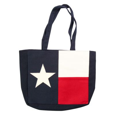 Texas State Flag Tote Bag