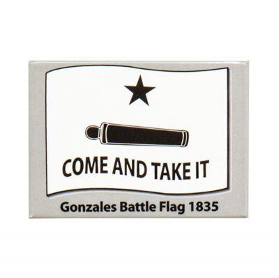 Gonzales Flag Magnet