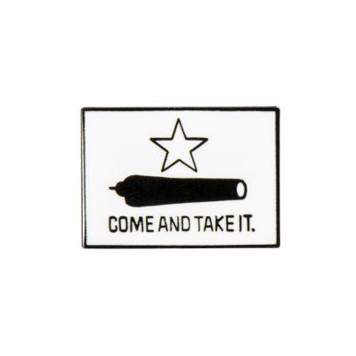 Gonzales Flag lapel Pin