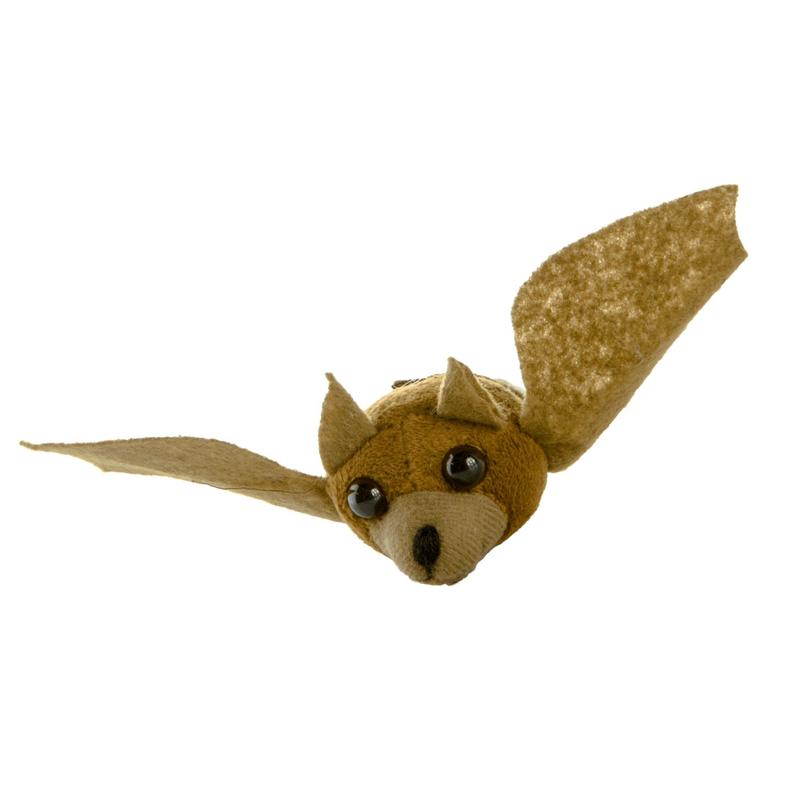 Plush Bat Hitcher