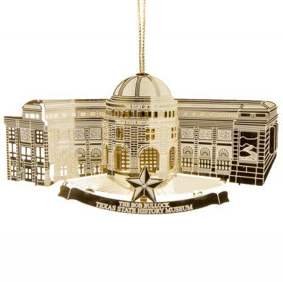 Bullock Museum Ornament