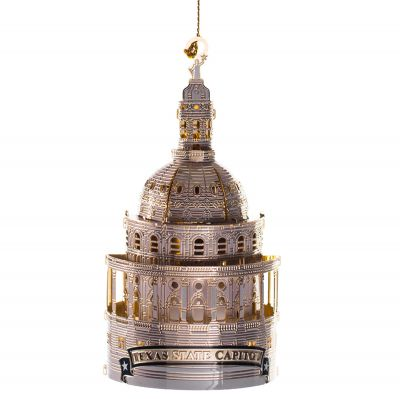 Lighted Capitol Dome Ornament