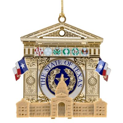 2010 Texas Capitol Ornament