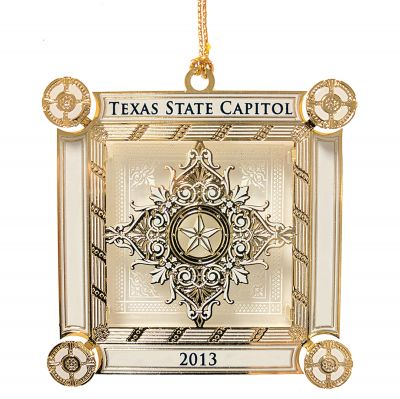 2013 Texas Capitol Ornament