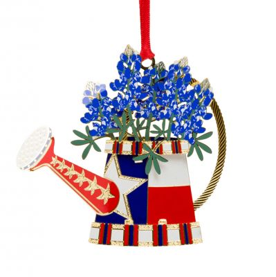 Texas in Bloom Wildflower Ornament