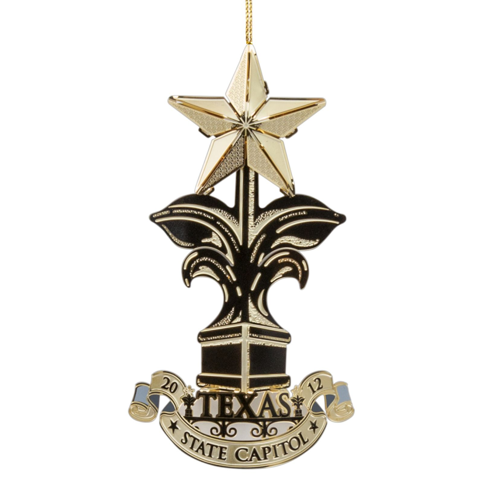 2012 Texas Capitol Ornament